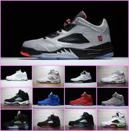 Wholesale suits shoes men - Factory Wholesale 2018 New V 5 Olympic Flight Suit West East Women Mens Men Basketball Designer Luxury Brand Running Trainers Shoes Sneakers