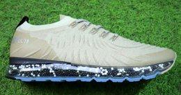 Wholesale Big Ten - 2018 New 10X virgil abloh Vapormax Running Shoes For Men & Women, AAA Quality Big Air Cushion the ten Vapormax Sport Sneakers Eur 40-45