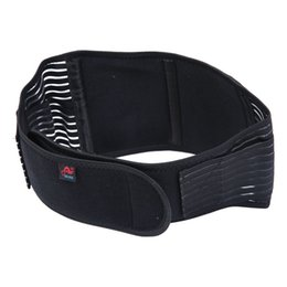 Wholesale Tourmaline Products - 2017 11 Tourmaline Products Self-heating Magnetic Waist Back Support Brace Belt Lumbar Warm Protector Posture Corrector Abdomen