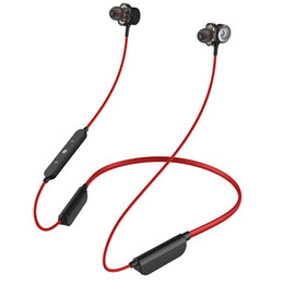 2019 auriculares de cuello Popular teléfono móvil I-INTO I6 auricular Cuello de la oreja Tipo Clip Clip Auricular Bluetooth auricular tapón para el oído auricular Bluetooth con almacén de carga auriculares de cuello baratos