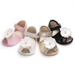 2019 мокасины повседневная обувь детская Summer Fashion Casual Soft Leather Baby Shoes Infant Toddler Moccasin Crib Booties Anti-slip Flower скидка мокасины повседневная обувь детская