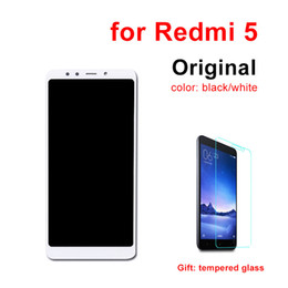 Original LCD for XIAOMI Redmi 5 LCD Display Touch Screen With Frame 5.7 inch Digitizer Replacement for Redmi 5 Assembly от