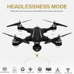 Quad ombreiro on-line-Inteligente RC Drone Estável Gimbal Wi-fi Em Tempo Real Auto-Follow GPS Dual-Modo de Posicionamento 720 P HD Wide Angle Camera Quadcopter