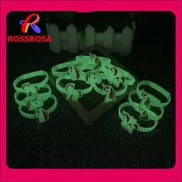 2019 leuchtendes armbandspielzeug 6 Art Luminous Sport Unicorn Armbänder Kreative Silikon Armband mit Einhorn für Kinder Mädchen Spielzeug Weihnachtsgeschenk rabatt leuchtendes armbandspielzeug