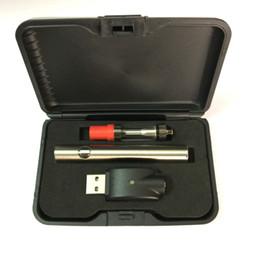 E bobinas inteligentes on-line-Amigo Liberdade V1 V5 V5 Kit. 5 ml 1mL cartucho de bobina de cerâmica E-inteligente 380 mAh bateria de pré-aqueça 510 fio descartável vape Pen Starter Kits