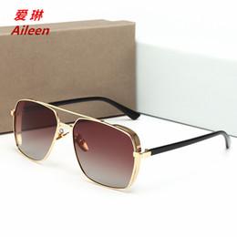 koreanische gläser trend Rabatt 2018 neue koreanische Mode polarisierte Sonnenbrille Frauen Square Sonnenbrille Trend Brille großen Rahmen Männer 0816 Luxus Brillen
