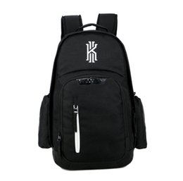 99d08374d327 Chinese Kyrie Irving Edition Waterproof Large Sports Bag Leisure Fitness  Shoes Bag Men Women Basketball Backpack