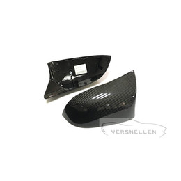 Wholesale X3 Carbon - F15 Hot Selling Carbon Mirror Caps Replacement for BMW X3 X4 X5 X6 Upgrade X5M X6M Look OEM Fitment Side Mirror Cover