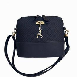 f3e0fadceb29 HOT SALE!Women Messenger Bags Fashion Mini Bag with Deer Toy Shell Shape Bag  Women Shoulder Bags Handbag Bolsa Feminina