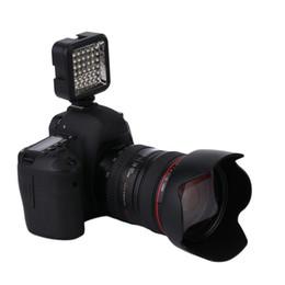 Ha portato cannone leggero online-W36 36 LED Video Light Camera Light Photo Lighting per Cannon per Nikon per Sony