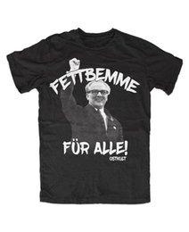 Ostkult Fettbemme Premium Tshirt, DDR, Kult, Honnie, Ostdeutschland, VEB, Mauer, T-shirt En Coton Grenze Livraison Gratuite ? partir de fabricateur