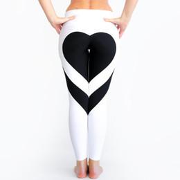 Pantalon orange bon marché en Ligne-2018 leggings femme pas cher imprimé legging slim de haute qualité push up yoga haut pantalon sexy leggins s-xl femme pantalon leggings FS5757
