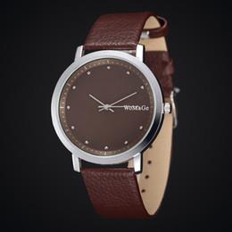2019 relojes rojos para niñas 2018 LuxuryTop Brand Women Watch Banda de cuero rojo Lady Watches Caja de reloj de pulsera de cuarzo de plata Niñas reloj regalo relojes rojos para niñas baratos