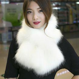 2019 New Short Bridal Wraps Winter Wedding Coat Faux Fur Warm Stick shawls Outerwear Shrug Black White Women Prom Party Evening Soft 100 cm