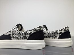 Wholesale Women Hip Hop Shoes - 2018 Fear Of God x Era 95 Reissue Canvas Shoes Men Women Casual Shoes ERA 95 Black white Skateboarding sports Sneakers for hip hop