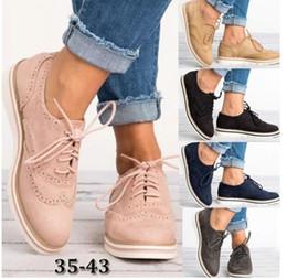 2019 primavera autunno nuove scarpe da donna stile europeo e americano luce bolla fondo di grandi dimensioni Brock testa rotonda smerigliato scarpe casual donna da
