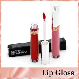Wholesale Makeup For Sale - 2017 Hotsale Anastasia lip gloss matte liquid lips makeup Anastasia tower black tube factory direct sale 12 colors for choose free DHL.