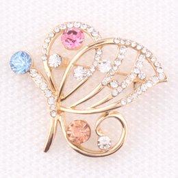 Animal mignon papillon broches émail coloré broches et broches pour les femmes vintage bijoux de mode bijoux cadeaux de fête ? partir de fabricateur