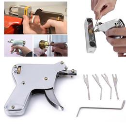 Herramienta de bloqueo de apertura online-LSL Strong EAGLE Lock Pick Gun Herramientas de cerrajero Lock Pick Set Conjunto Lock Lock Opener Lockpick Picking Tool Bump Key Padlock