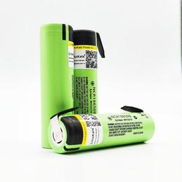 2019 батарея для электронной книги liitokala 100% новый оригинальный ncr18650b 3.7 V 3400mAh 18650 аккумуляторная литиевая батарея никель пайки листов батареи