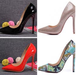 Hot style fashion en cuir pointe de talon aiguille talons noirs sauvages haut luxe chaussures de femmes haut de gamme de qualité des ventes directes ? partir de fabricateur