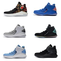 Wholesale high speed threading - 2018 Arrival Russell Westbrook Mens Basketball Shoes for High quality XXXII Flights Speed Sports Sneakers Size 40-46