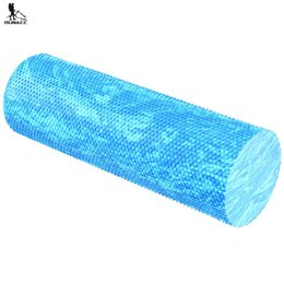 Wholesale Yoga Foam Rollers - RUNACC Foam Roller Muscle Roller Yoga With Carrying Bag Suitable For Physical Therapy Pilates Yoga and Massage Therapy