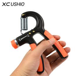 Tipos de ferramentas elétricas on-line-10-40 kg Tipo-A Aperto de Mão Ajustável Power Fitness Aperto de Mão Treinamento de Força de Pulso Exercitador Ferramenta de Treinamento de Reabilitação