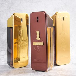 Ml spray online-Hot Mens Parfüm Eau de Parfum Duft Gesundheit Schönheit Düfte Deodorant Langanhaltend Fruchtig Duft Toilette Spray Räucherstäbchen 100 ml 3.4