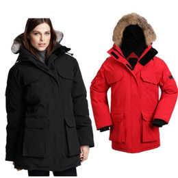 xl hair Coupons - Wholesale Youthful Popularity Womens Coats With Fur Hair Collar Decoration Fashion Coat Pocket Decoration Women Designer Winter Coats