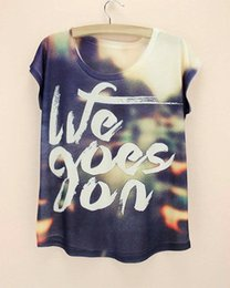 cd1143a43947 Wholesale-NEW COME western fashion design t-shirt women new 2014 summer  dress girls novelty print t shirt plus size ladies print top tees