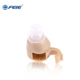 Wholesale hearing aids devices - Cheap Hearing Aid ITE Auditive Aparata Invisible Listening Headphone Amplifier S-85 Cheap Ear Device