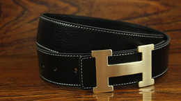 Canada 2019ul Trouver des articles similaires 88 Ceinture Mode Hommes Luxe Véritable Cuir de vachette Designer Haute Qualité Business Loisirs Lisse Boucle Ceinture pour Hommes W cheap w belt Offre