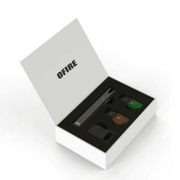 cartouches de kit de démarrage Promotion OFIRE Kits Kits de démarrage pour cigarettes Vape Pen 200mAh Batterie 0.7ml Cartouche Pods Pods jetables Kits de chargeur USB magnétiques