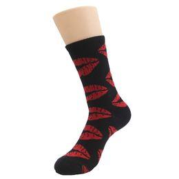 Wholesale Couple Skateboard - Hip hop Street skateboard S all-match couple lip socks