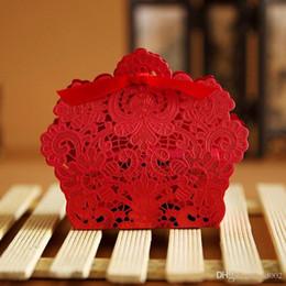 2019 handgemachte geschenkboxen Kreative Geschenkbox Aushöhlen Design Schokolade Süßigkeiten Fall DIY Handgemachte Multi Farbe Geburtstag Party Supplies 0 5ok ii rabatt handgemachte geschenkboxen