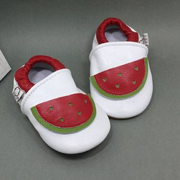 Wholesale free baby shoes - 2018 baby first walker shoes for girls and boys in cute design kids real leater shoes free shipping