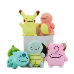 Tartarughe giocattolo morbido online-Giochi giapponesi carino Tartaruga Giocattoli Giocattoli Cinque stile Kawaii Peluche bambola modle per bambini regalo Peluche per cuscini di famiglia farciti