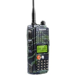 radio comunicador Coupons - 10W QuanSheng TG-K10AT Walkie Talkie 10km TG K10AT radio comunicador 10 km UHF400-470MHz Optional VHF Band Two-way Radio 4000mAh