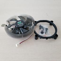 2019 fan dc48v Cooler Master Falcon CPU Radiador Coolin Fan Surport Muti-Platform 775 / AMD / 1155/1150 Disipador de calor
