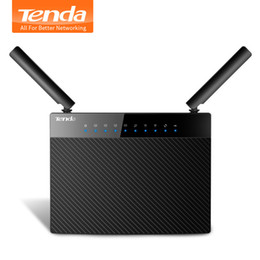 dual band wifi 5ghz Coupons - Tenda AC9 1200M Smart Dual-Band 802.11AC 2.4G 5GHz Gigabit Wireless WiFi Router , Broadcom Chip, Multi-language Firmware
