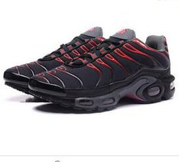 Wholesale pa lights - wholesale 2016 Men Requin Pas Cher Fashion air Tn running Shoes Sales TOP Quality Cheap France Basket Tn Requin Chaussures Size 40-46