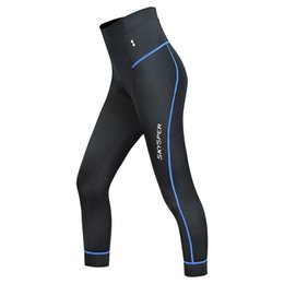 9a9a401e06c Bicycles Ride Seven Points Ladies  Bike Pants Breathable Tight Fast Drying  Absorb Cycling Leggings Jerseys Pants