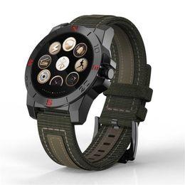 2019 altímetro de relógio inteligente Relógio de pulso inteligente n10b relógio de pulso termômetro altímetro barômetro freqüência cardíaca smartwatch rastreador de fitness para ios android phone altímetro de relógio inteligente barato