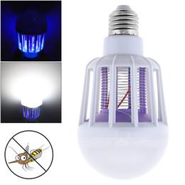 lustre de cristal dc Desconto E27 220V 9W Multi-função Assassino do Mosquito com Luz LED para Casa / Cozinha / Escritório LEG_761