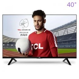 Argentina TCL 40 pulgadas LED Blu ray LCD panel TV resolución 1920 * 1080 nuevo producto caliente ¡Envío gratis! supplier lcd led tv panel Suministro