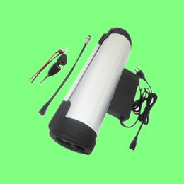 Wholesale 24v Battery Electric Bike - free shipping TNT UPS 24V 20AH battery, 24V electric bike battery, bike lithium battery power Aluminum with charger