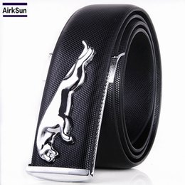 mens leather belts wholesale Coupons - 2017 Famous Brand Designer High Quality Genuine Leather Pin Buckles Mens Belts Wide Luxury Male Cowskin Belt Unisex