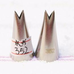 # 352 feuille conseils Corée tuyauterie buses en acier inoxydable glaçage pâtisserie décoration de gâteaux outils de décoration pour la cuisson de la cuisine russe ? partir de fabricateur