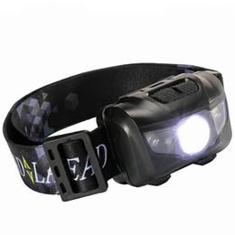 Luce nascosta bianca super online-Fari da pesca a LED impermeabili Super Light 5W Proiettore portatile per campeggio da campeggio con fari bianchi a luce rossa 13cr X